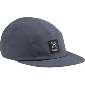 Haglöfs Five Panel Berretto, dense blue